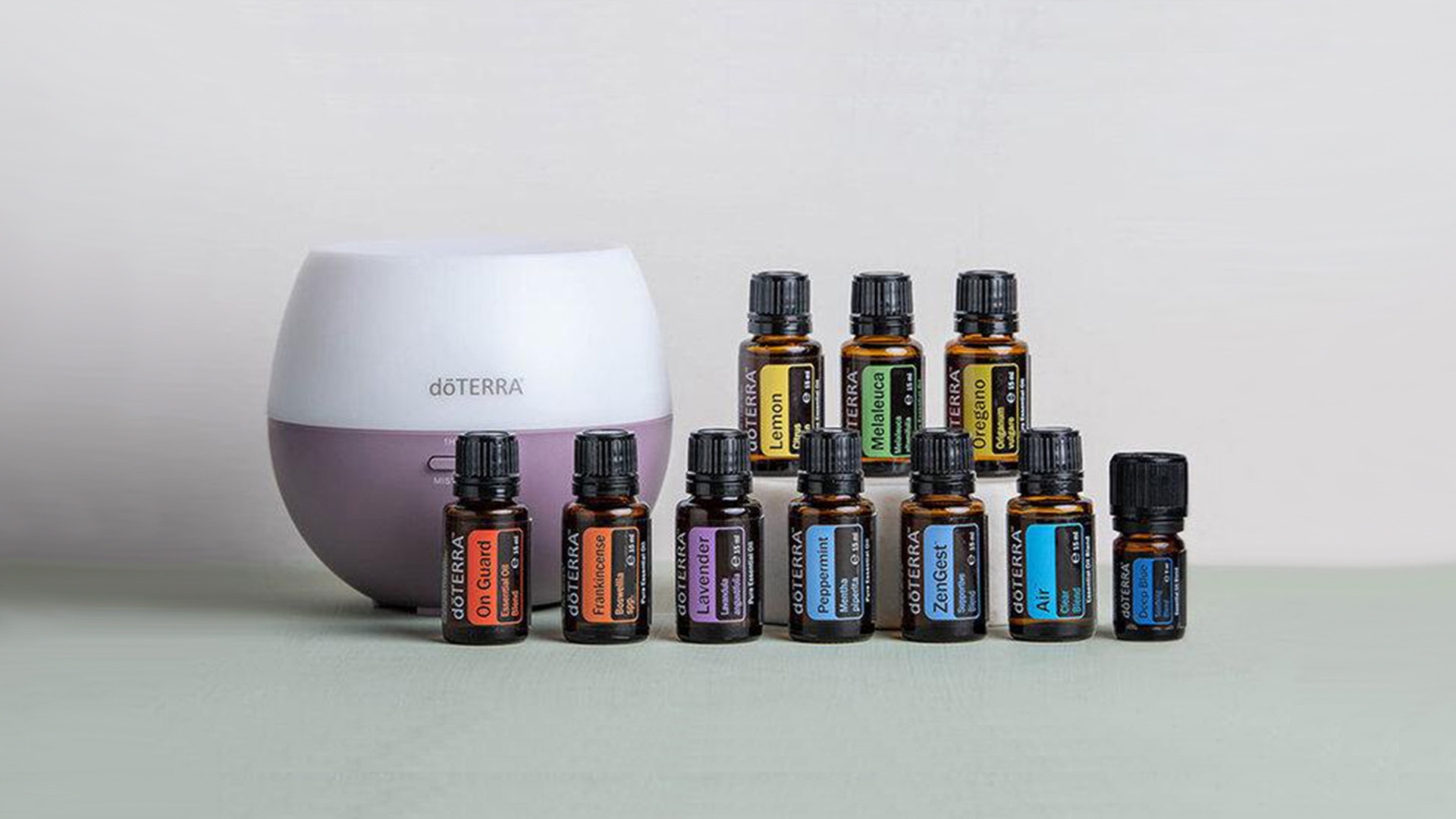 Monica Ivancan, DoTerra, aetherische Oele, Home Essentials Kit
